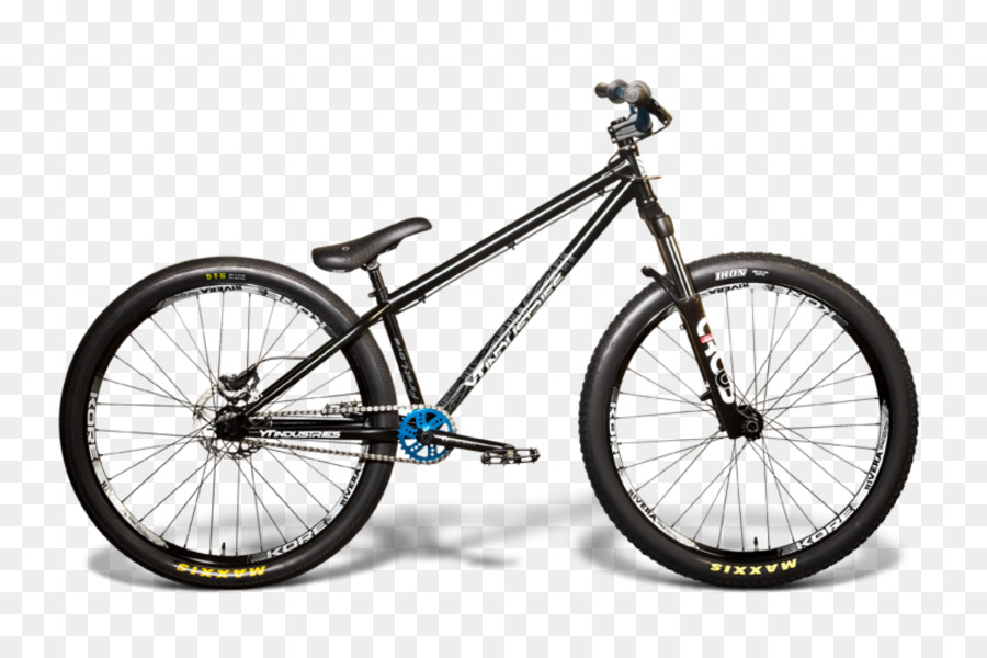 La suciedad de salto en bicicleta de Montaña Bicicleta de Dirt Bike ...