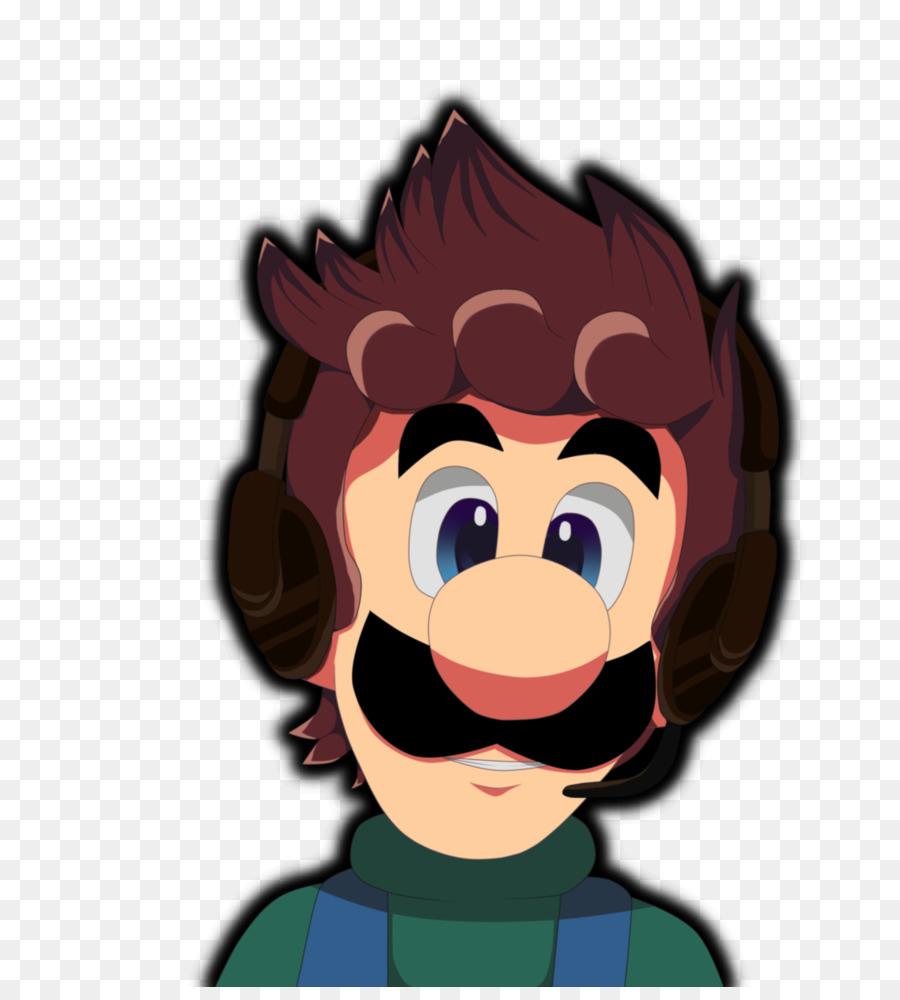 YouTube Luigi Video Game Fan Art