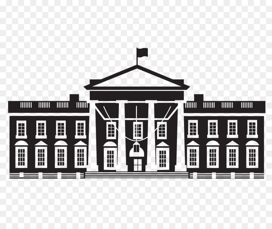white house city building png download 1200 1000 free