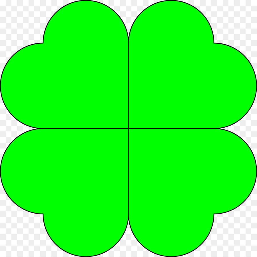 Trébol de Irlanda trébol de Cuatro hojas - clover Formatos De ...