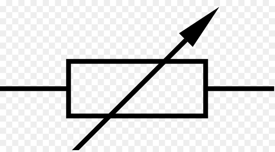 potentiometer erreostato wiring diagram resistor electronic symbol rh kisspng com