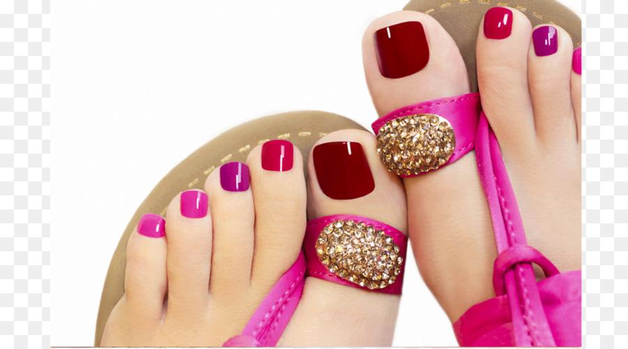 Pedicure Manicure Beauty Parlour Nail OPI Products - nail polish png ...