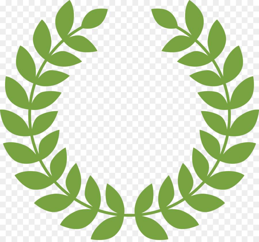 Hellenism Symbol Ancient Greek Religion Laurel Wreath Greek