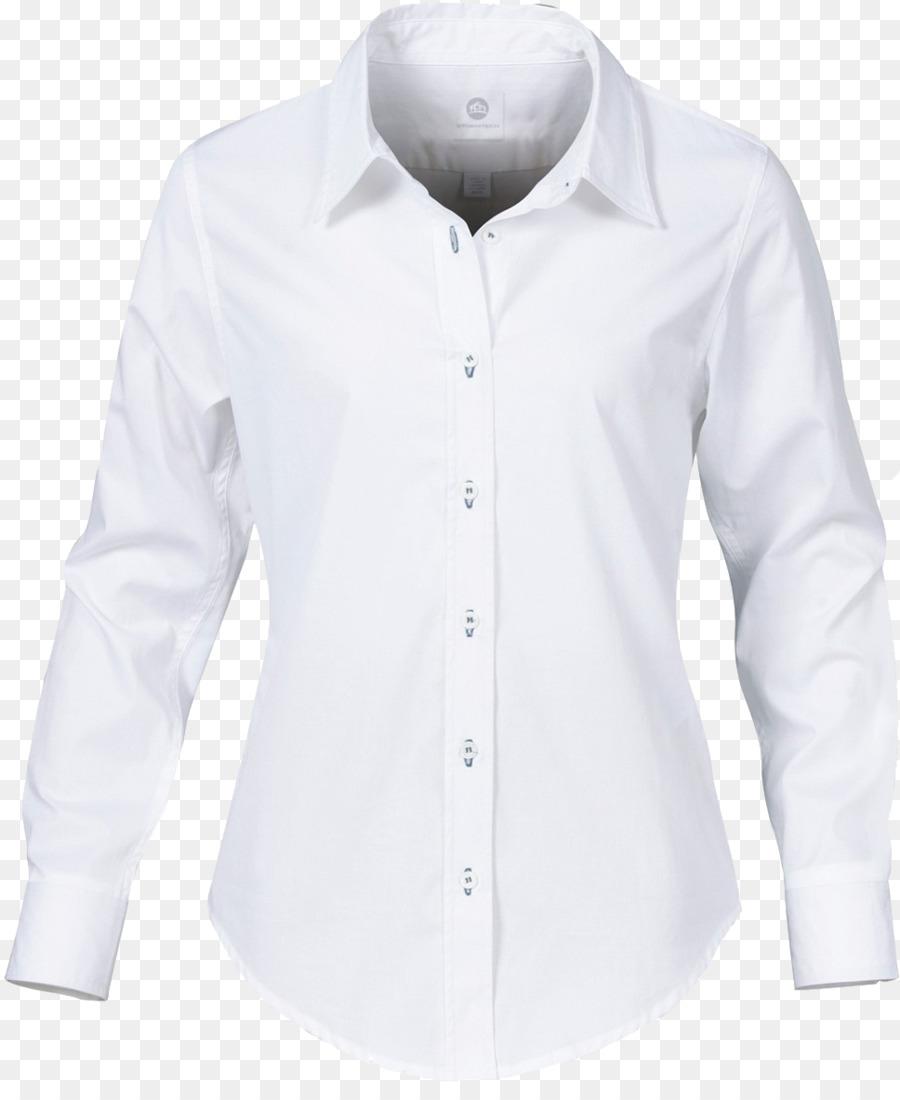 T Shirt Dress Shirt Collar Sleeve Dress Shirt Png Download 968