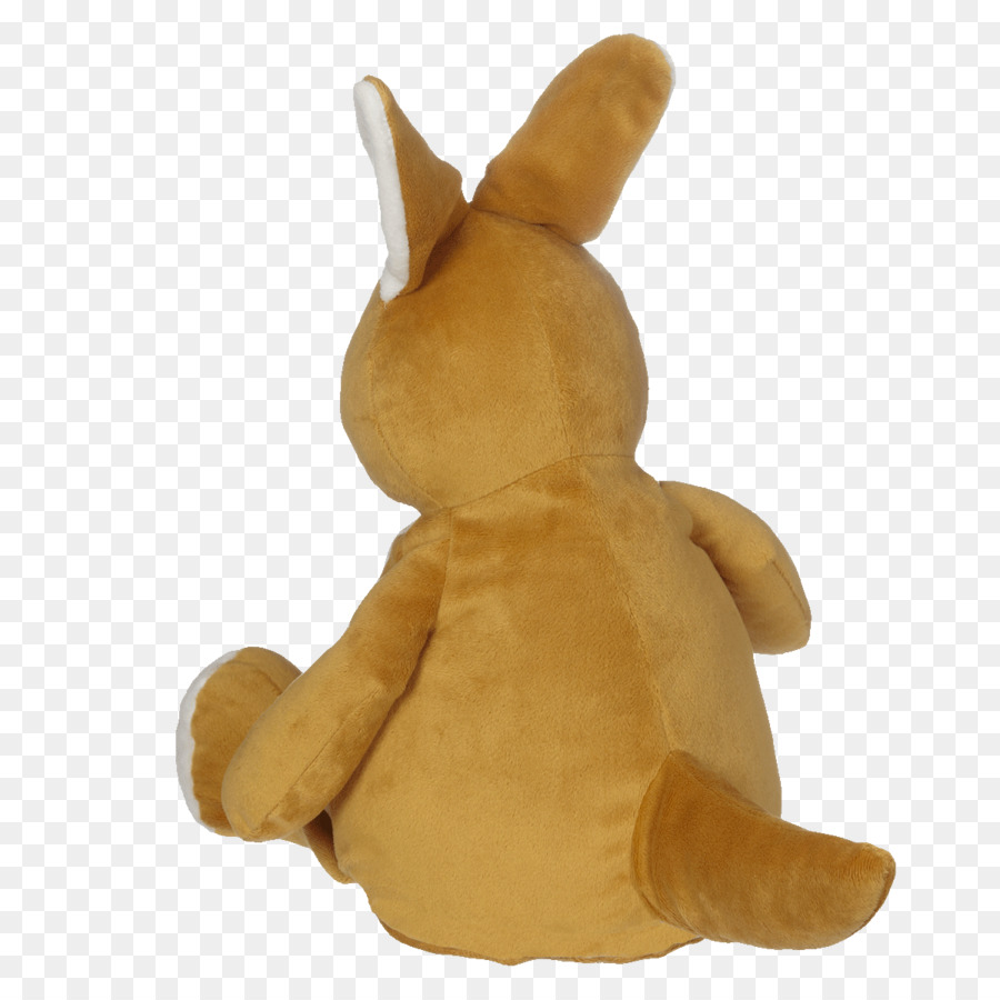 Macropodidae Stuffed Animals Cuddly Toys Kangaroo Tail Kangaroo