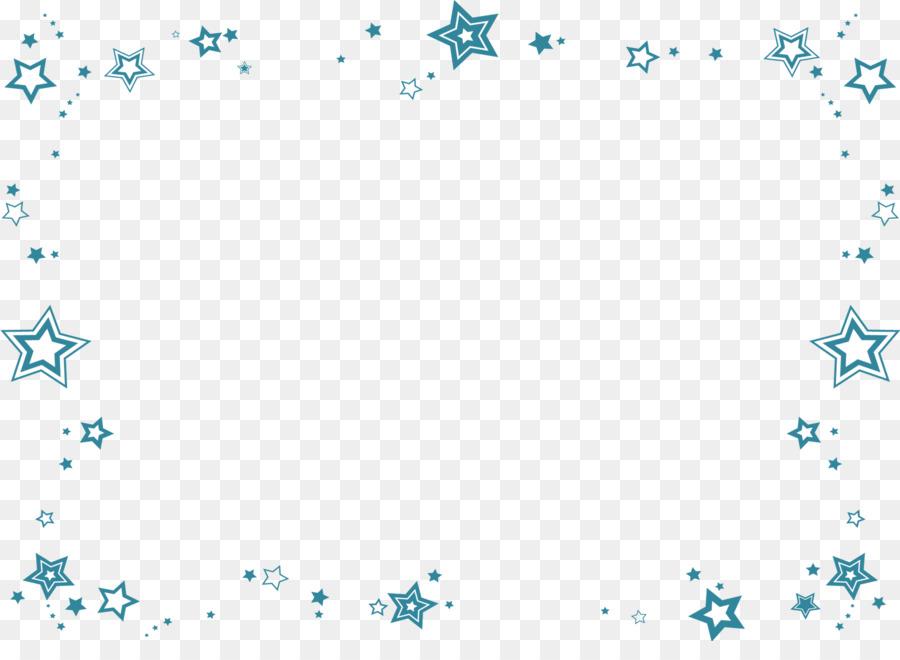 Estrella de Color de Clip art - certificado de marco Formatos De ...