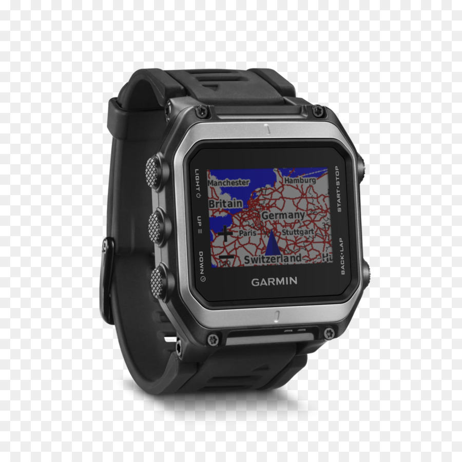 Watch With Gps Map watch png download   1024*1024   Free Transparent Gps Navigation