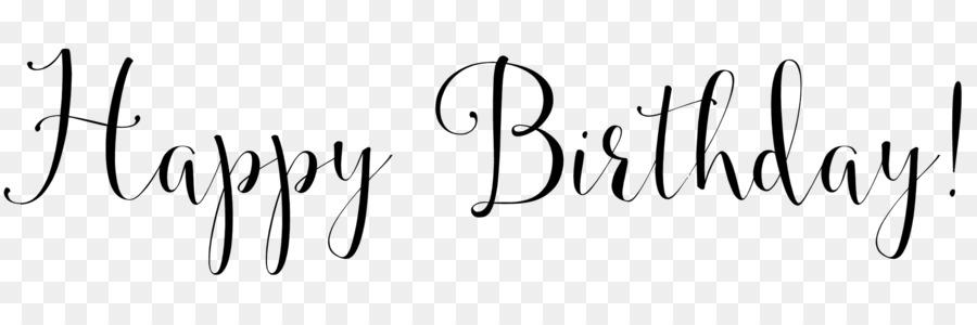 Birthday Word Art