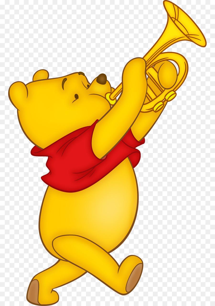 Winnie the Pooh, Tigger Lechón Eeyore Conejo - winnie pooh Formatos ...