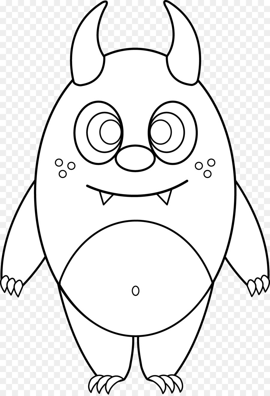 Drawing Coloring book Monster Clip art - monsters university png ...