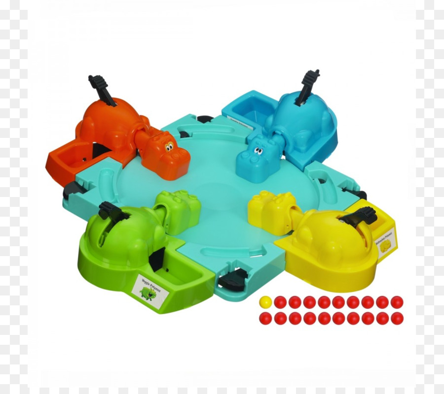 Hungry hungry hippos game by hasbro.