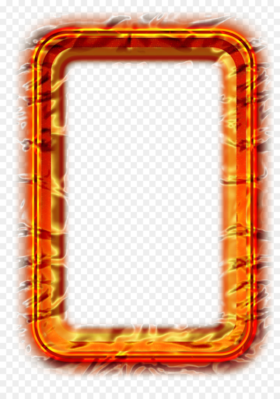 Picture Frames Raster graphics editor - fire png download - 1654 ...