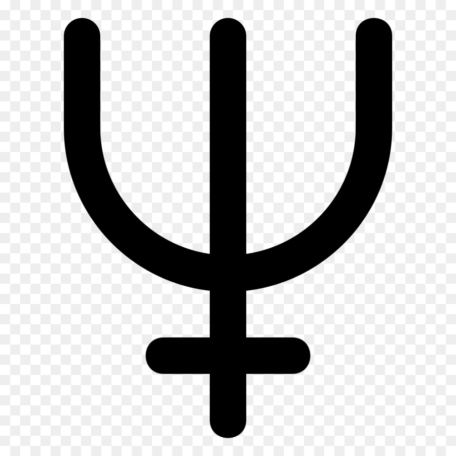 Planet Symbols Neptune Astronomical Symbols Astrological Symbols
