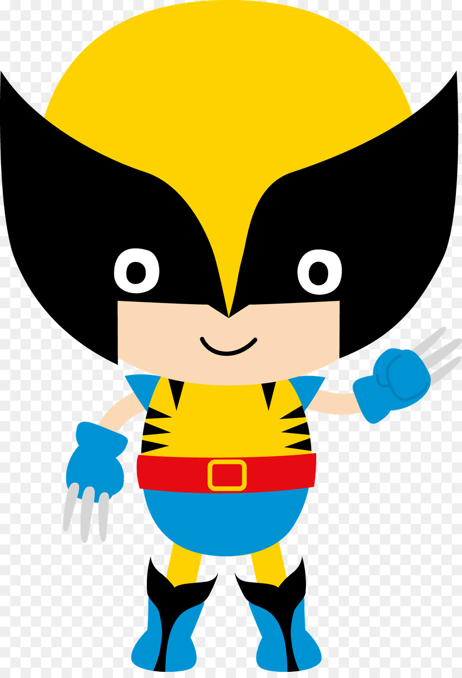 wolverine deadpool superhero clip art wolverine png download 900 rh kisspng com baby wolverine clipart wolverine clip art free