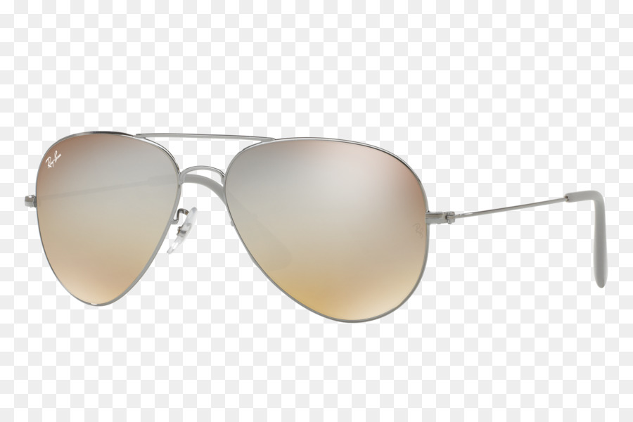 Ray-Ban Aviator gafas de sol de Espejo gafas de sol de la Lente ...