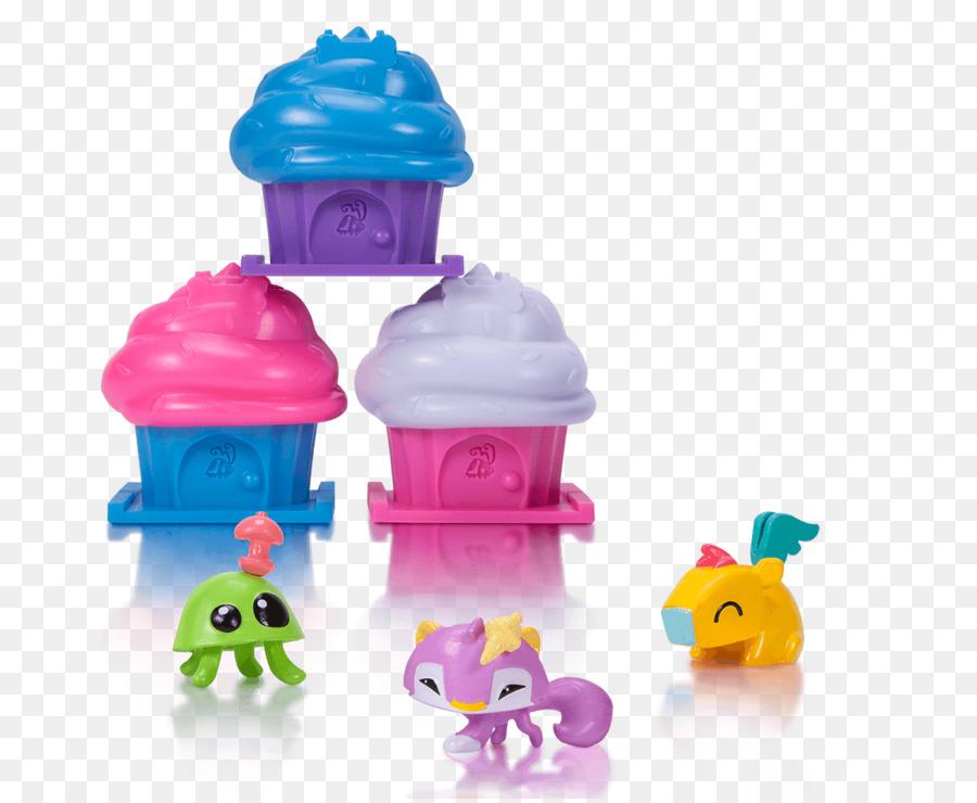 National Geographic Animal Jam Toy Pet Adoption Cupcake Toy Png