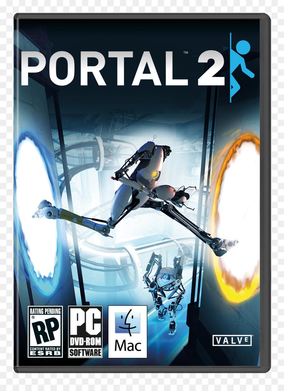 Portal 2 The Orange Box Xbox 360 PlayStation 3 - portal png