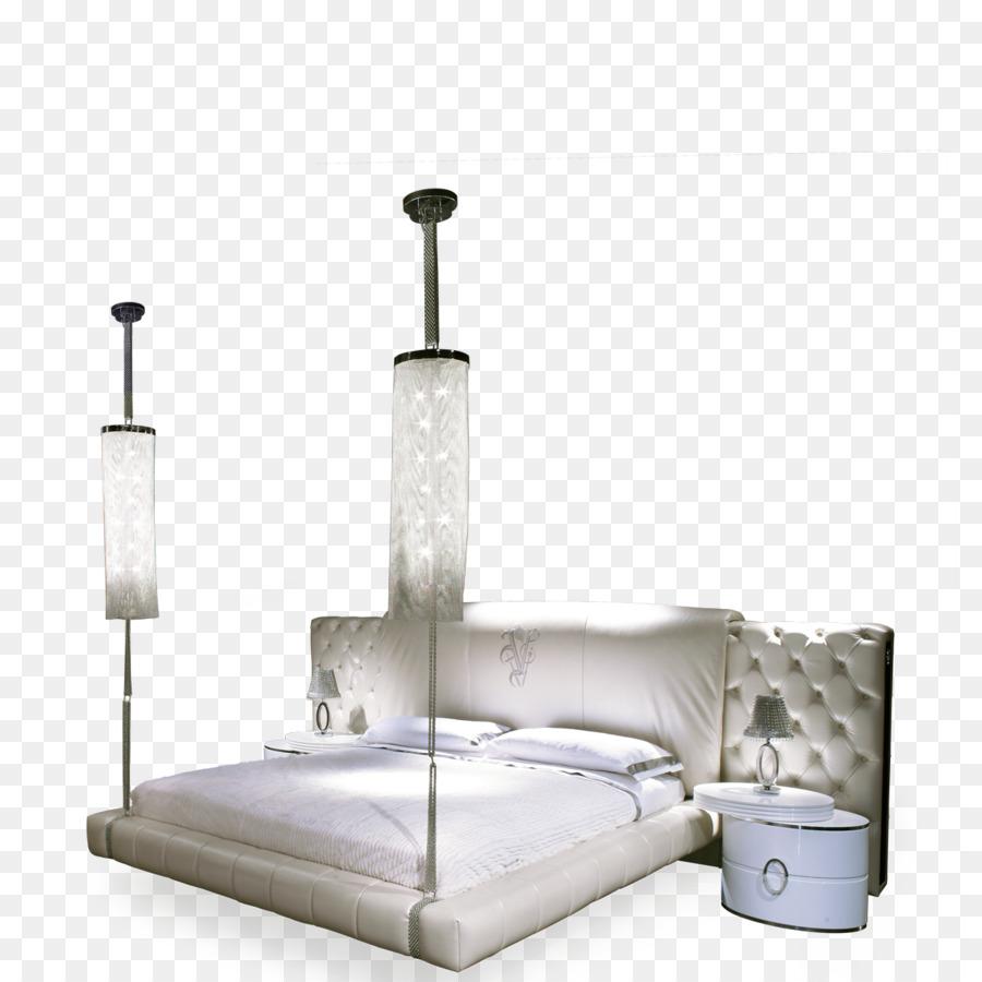 Marco de la cama de los Muebles del Dormitorio Colchón - cama ...