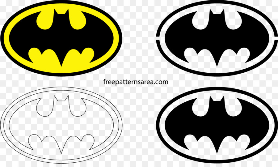 Batman Logo Clip Art Batman Png Download 1425837 Free