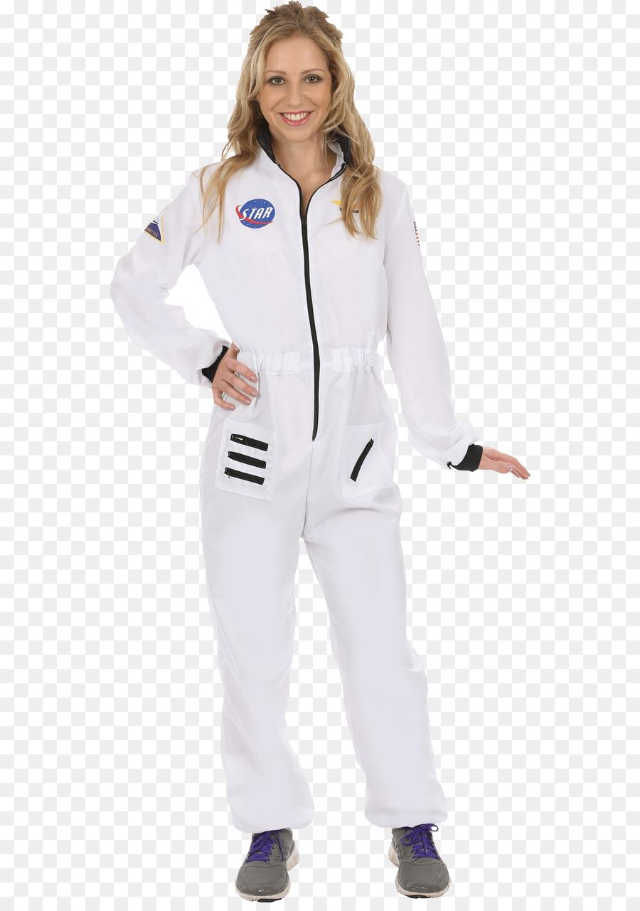 space suit costume party astronaut jumpsuit - astronaut png download