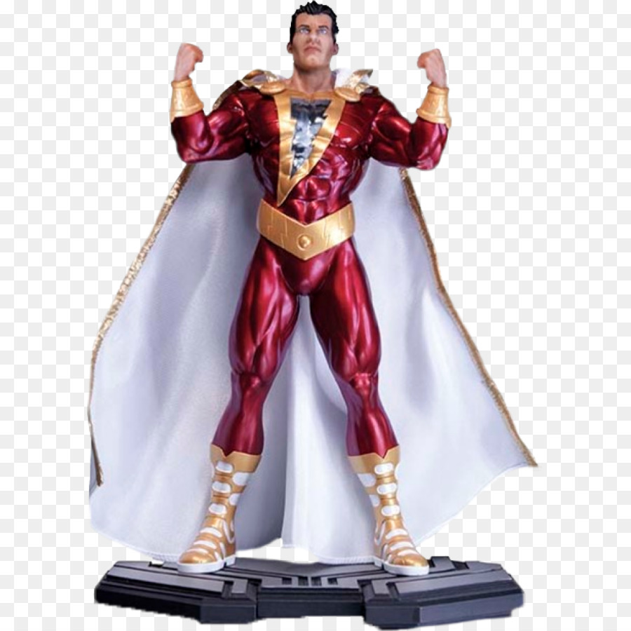 Captain Marvel Shazam 1 Statue The New 52 Action Toy Figures