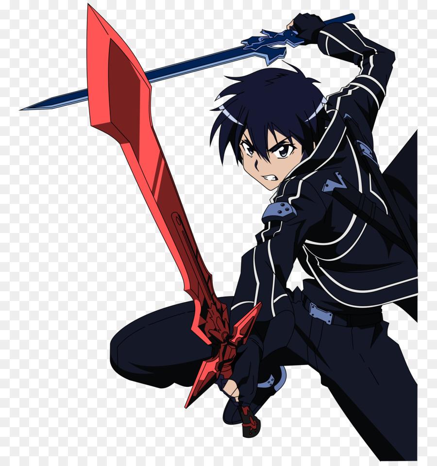 Kirito Asuna Sword Art Online Sinon Drawing