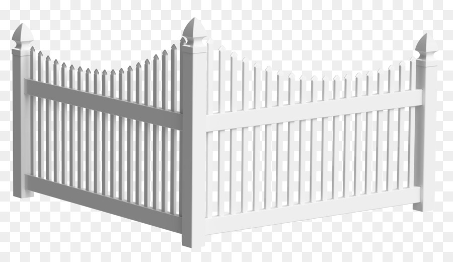 Picket Fence Synthetic Gate Vinyl Group