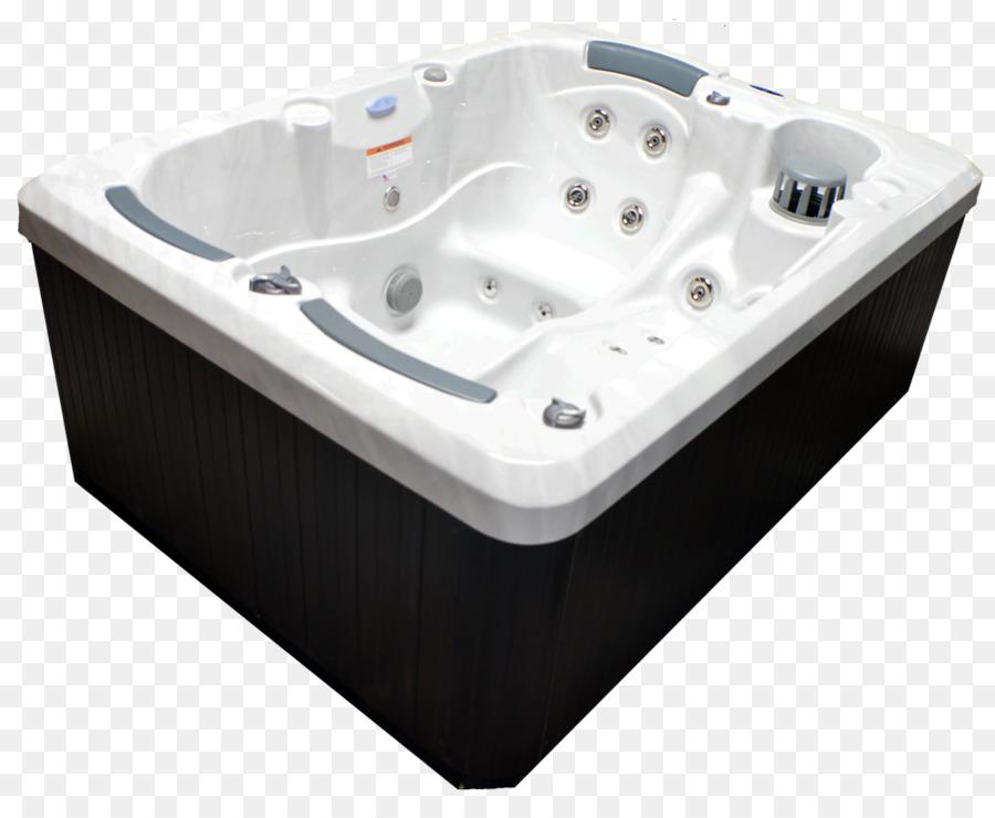 Hot Tub Bathtub Bathroom Sauna House   Bathtub