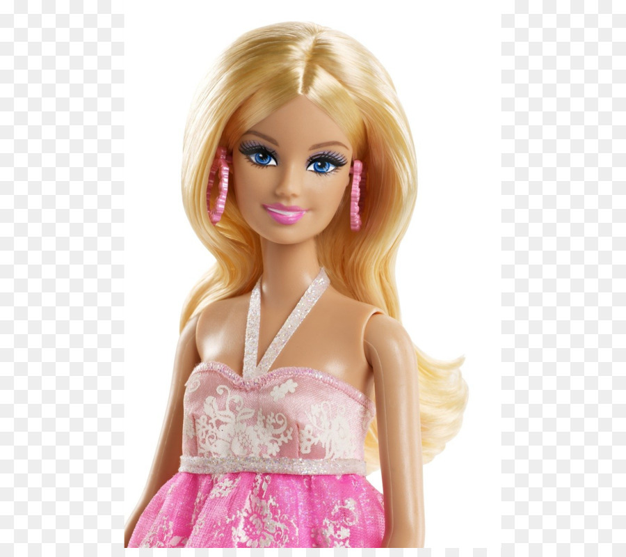 Barbie Doll Dress Gown Toy - barbie png download - 1486*1300 - Free ...