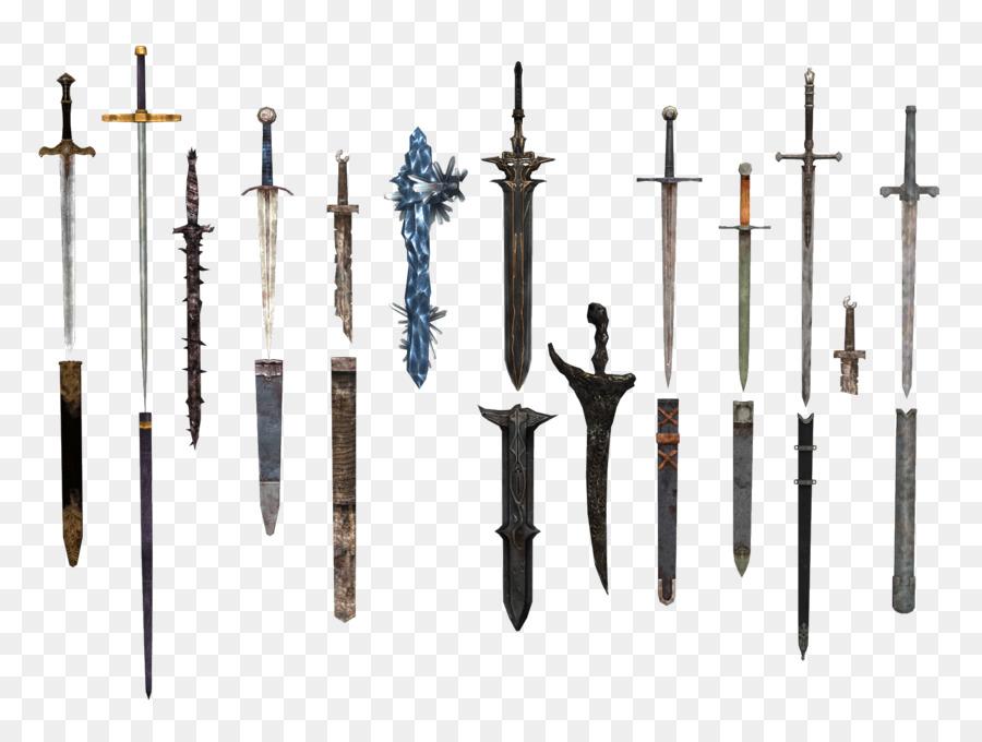 dark souls iii sword weapon spada da lato swords png download