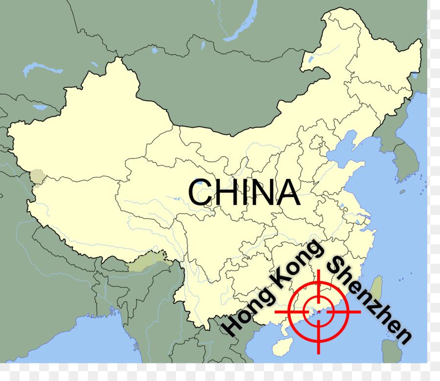 Fujian Shenzhen Linguistic map English - great wall of china png ...