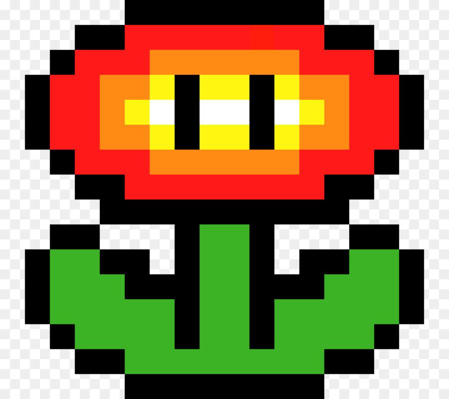 Mario Pixel Art Flower Minecraft   Yoshi