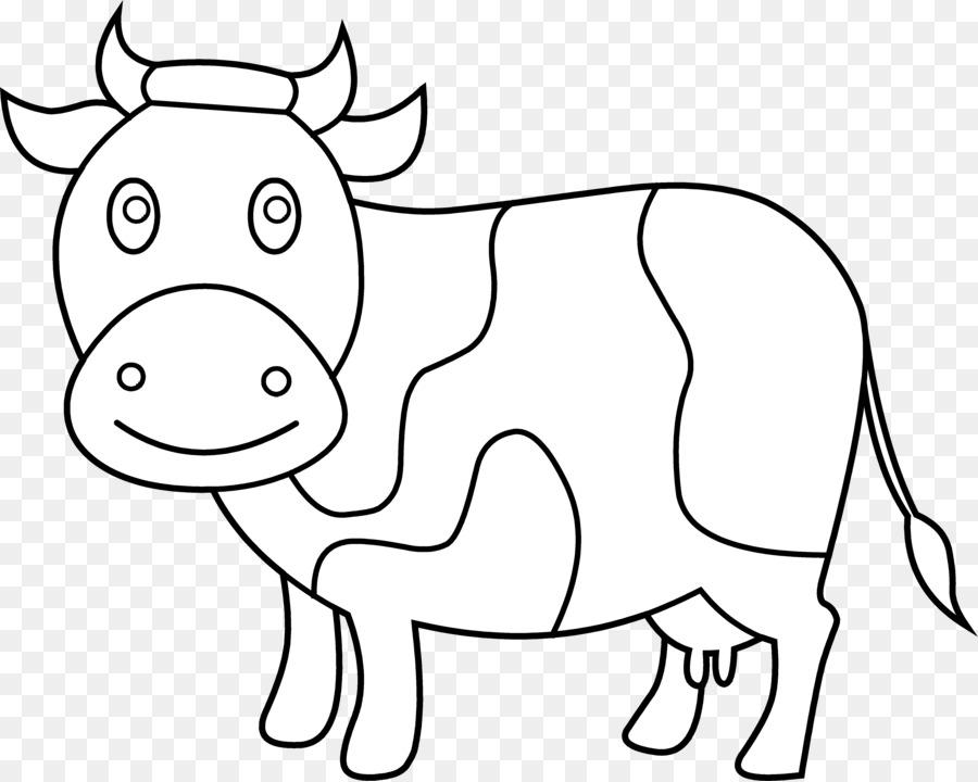 Beef Cattle Drawing Calf Clip Art