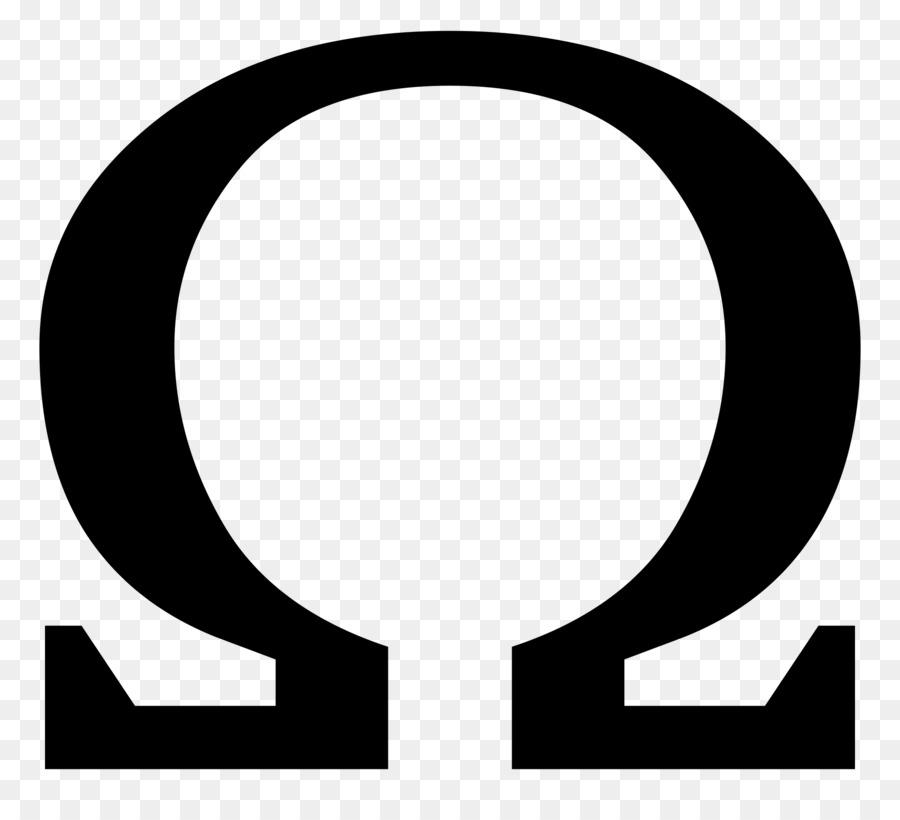 Omega Greek Alphabet Symbol God Png Download 20001778 Free