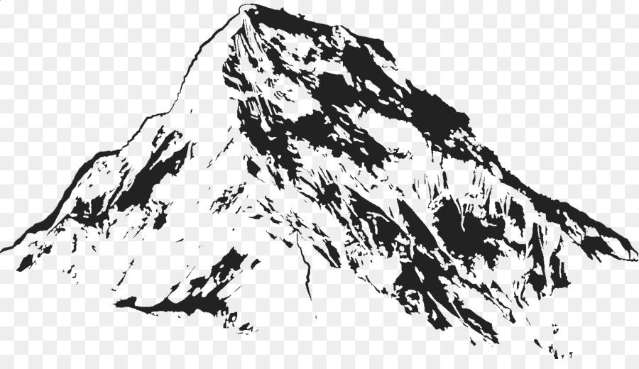 Le Dessin De L Impression De Minimalisme Gravure Rosee De Montagne