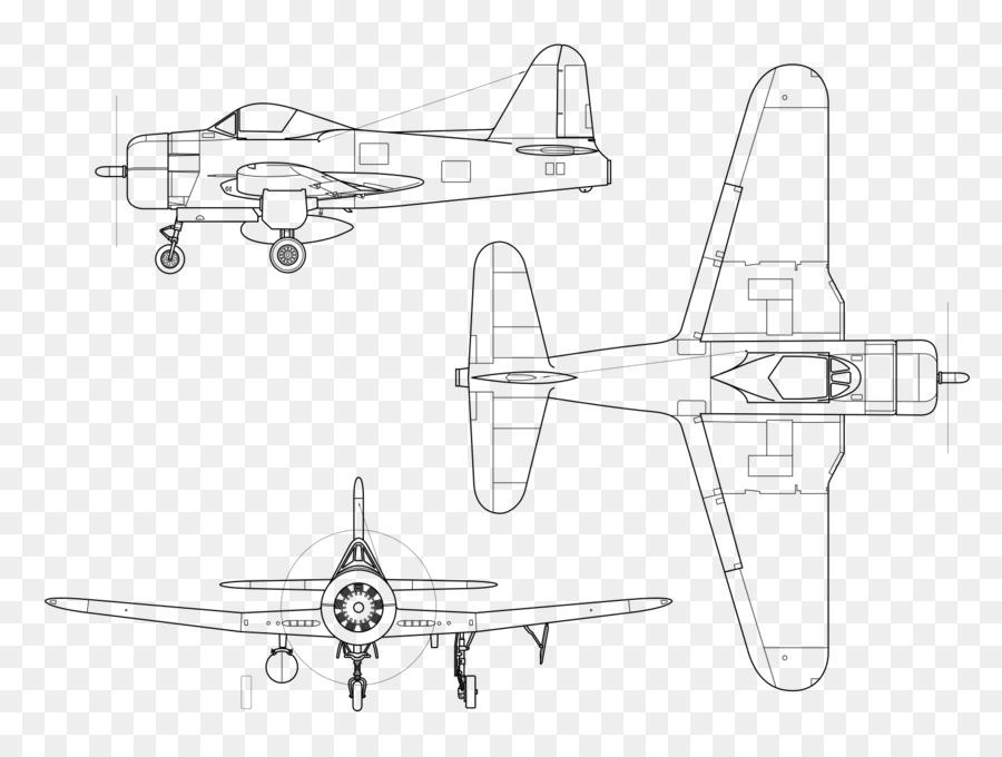 Ryan Fr Fireball Aircraft Airplane Propeller Jet Engine