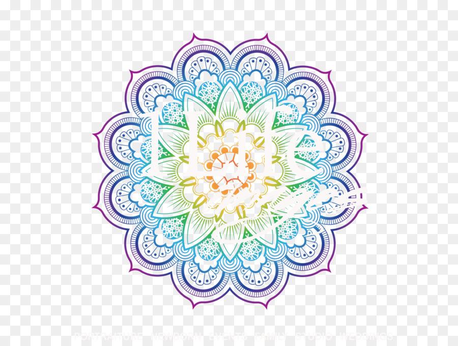 Mandala Malbuch Buddhismus Symbol Zeichnung Buddhismus Png