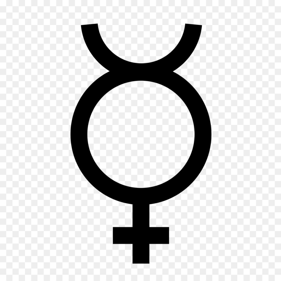 Mercury Planet Symbols Alchemical Symbol Taurus Png Download