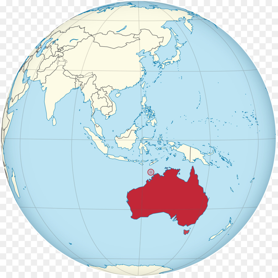 Globe Malaysia Australia World Map Australia Png Download 2000