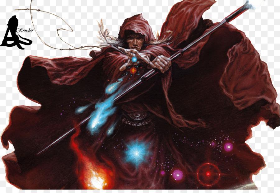 raistlin majere magician fantasy art wizard png download 1329