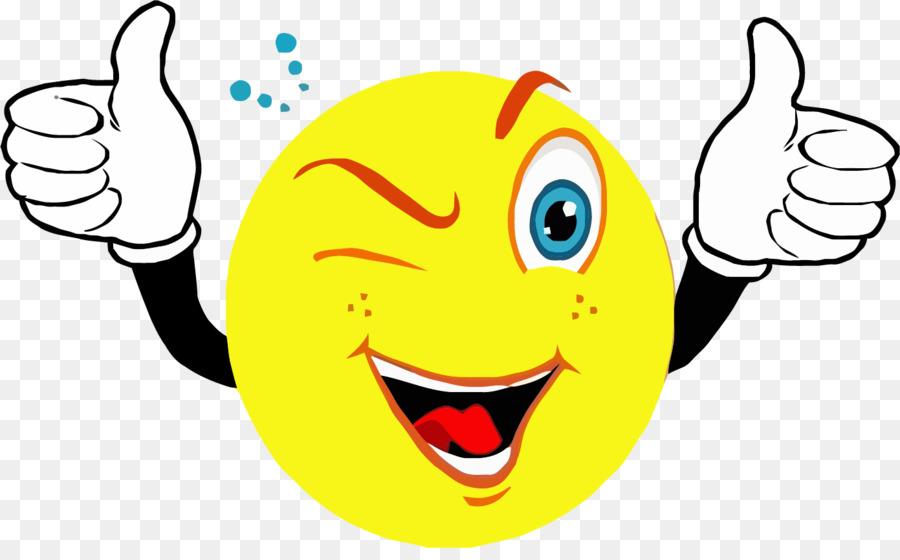 Smiley Daumen signal Emoticon Clip art - hand emoji png ...