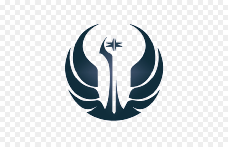 Star Wars The Old Republic Galactic Republic Jedi Logo Star Wars