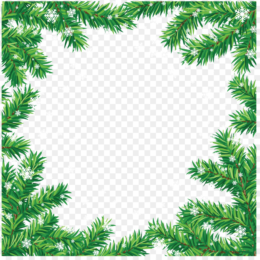 Christmas Ornament Photography Christmas Tree Garland Frame Png