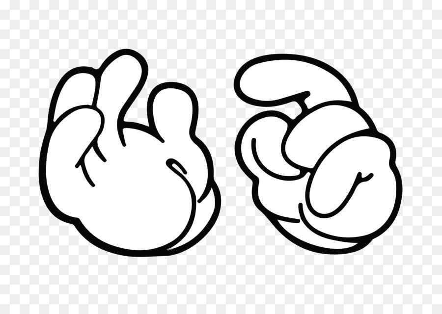 Mickey Mouse Minnie Mouse Goofy çizim El Fare Imleci Png Indir