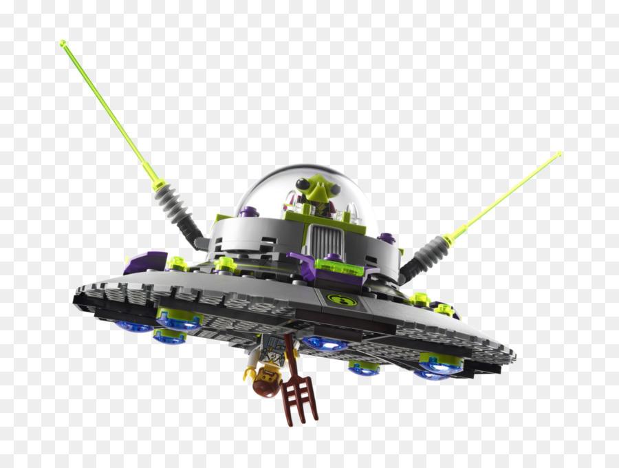 Lego el Espacio objeto volador no identificado abducción Alienígena ...