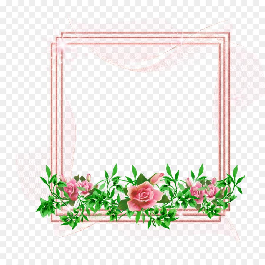 Marcos de imagen Fotografía de Flores de diseño Floral - vintage ...