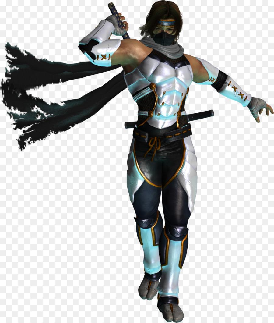 Ryu Hayabusa Ninja Gaiden 3 Dead Or Alive 5 Kasumi Ninja Png