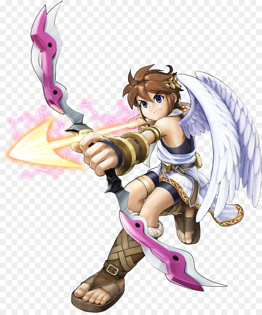 Kid Icarus Uprising Of Myths And Monsters Super Smash Bros Brawl Pit