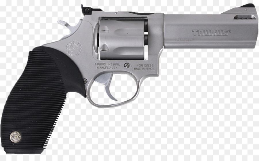 Tauro Tracker 627 .357 Magnum Revolver Cartuccia gran - tauro png ...
