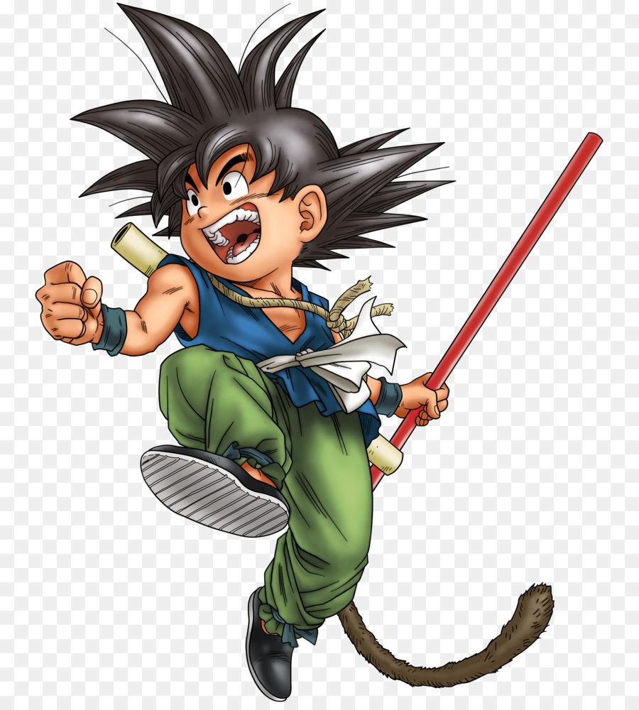 Dragon Ball png download - 805*992 - Free Transparent Goku